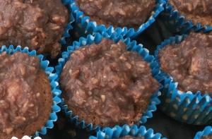 Chokolademuffin